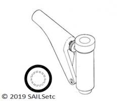 Ball raced g/n - 14 mm round - medium