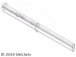 Fittings pack - for SAILSetc section main boom