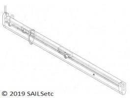 Headsail boom kit - SAILSetc spar section