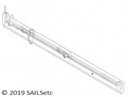 Fittings pack - for SAILSetc section headsail boom