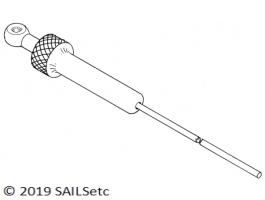 Rigging screw - medium - self locking