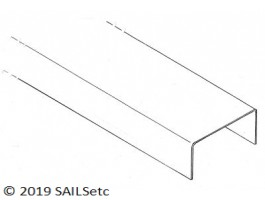Deck beam