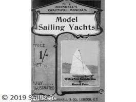 Model Sailing Yachts - Percival Marshall