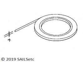 Mylar tape - 50 metre rolls - various widths