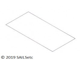 Sail patch material - 250 g/m^2 - 0.5m^2