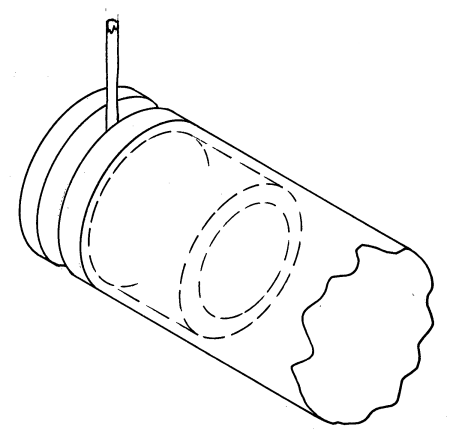 Headsail boom aft end - 10 or 11 mm