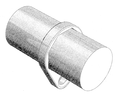 Sheet/forestay attachment