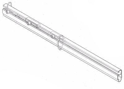 Main boom kit - SAILSetc spar section