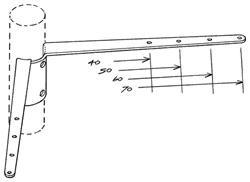 Jumper struts - fixed
