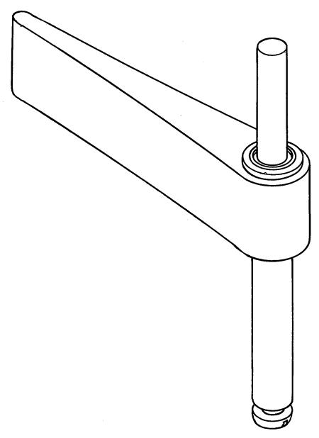 Head fitting - 6 mm Ø
