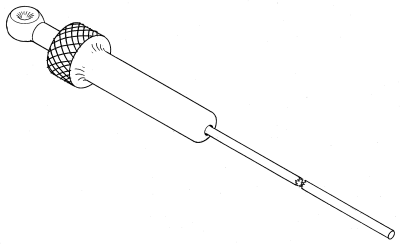 Rigging screw - small - self locking