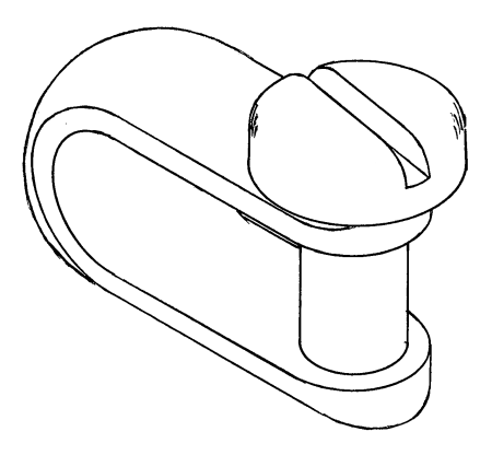 Shackle - 3 mm