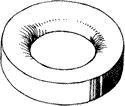Fairlead - PTFE ring