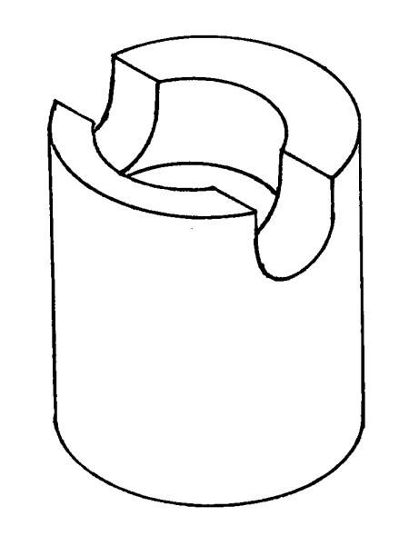 Tiller arm retainer