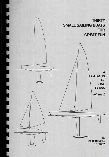 Yacht Designs Vol 1 - Ch. H. Détriché