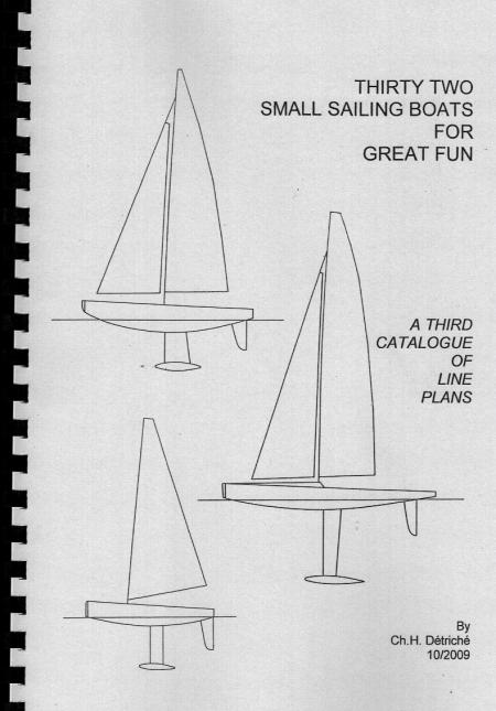 Yacht Designs Vol 3 - Ch. H. Détriché