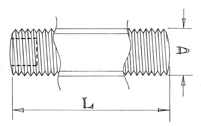 Grub screws - M2.5 - Stainless steel