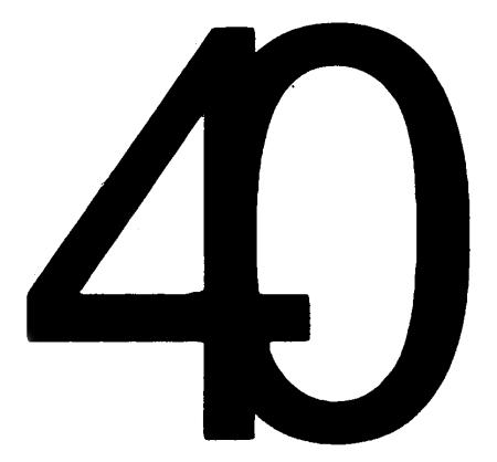 Mini 40 class - insignia x 10