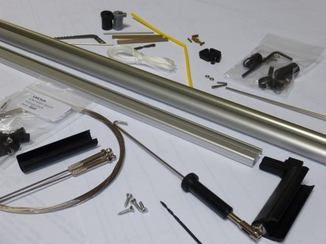 No 1 rig kit - 6 Metre