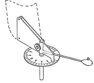 Vane gear, non self-tacking - small