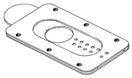 Mast slide - 14 mm